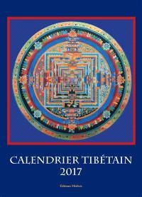 Calendrier tibétain 2017