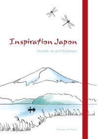 Carnet de griffonnage, Inspiration Japon