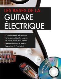 Les bases de la guitare électrique