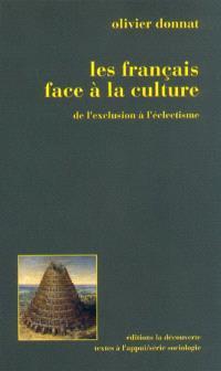 Les Français face à la culture : de l'exclusion à l'éclectisme