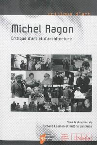 Michel Ragon : critique d'art et d'architecture