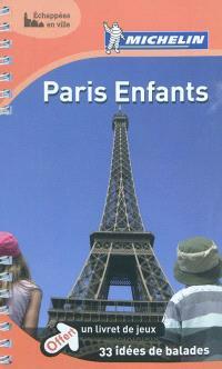 Paris enfants : 33 idées de balades