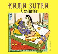 Kama Sutra : à colorier
