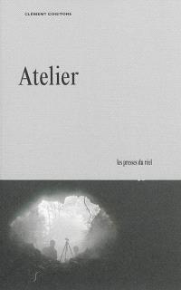 Atelier : Clément Cogitore