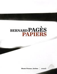 Bernard Pagès : papiers