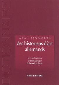 Dictionnaire des historiens d'art allemands : 1750-1950