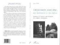 Etienne-Martin, Mario Merz : des Demeures et des Igloos : primitivisme et dimension anthropologique de la sculpture contemporaine