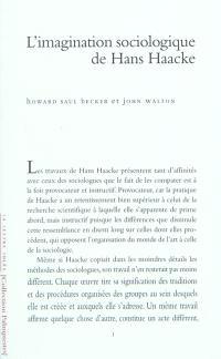 L'imagination sociologique de Hans Haacke