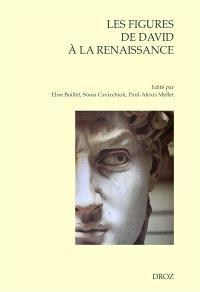 Les figures de David à la Renaissance