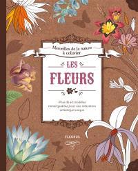 Les fleurs : plus de 40 modèles remarquables de Pierre-Joseph Redouté
