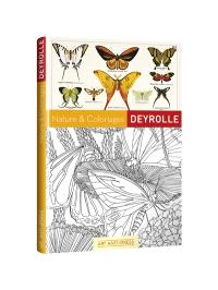 Nature & coloriages Deyrolle