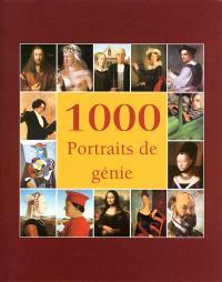 1.000 portraits de génie