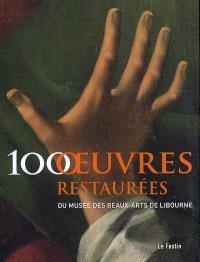 100 oeuvres restaurées du Musée des beaux-arts de Libourne