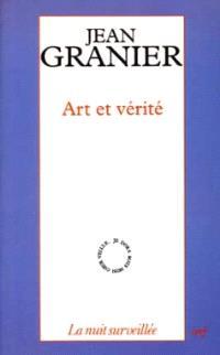 Art et vérité