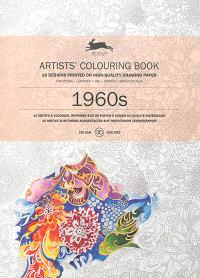 Artists' colouring book = Livret de coloriage artistes = Künstler-Malbuch, 1960's