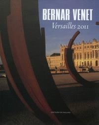 Bernard Venet, Versailles 2011
