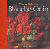 Carnet d'adresses Blanche Odin
