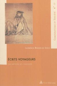 Ecrits voyageurs : les artistes et l'ailleurs