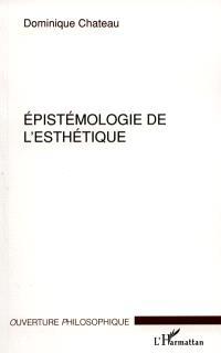 Epistémologie de l'esthétique