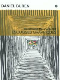 Excentrique(s), Monumenta 2012 : esquisses graphiques