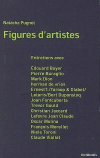 Figures d'artistes : entretiens