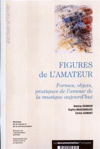 Figures de l'amateur : formes, objets, pratiques de l'amour de la musique aujourd'hui