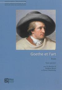Goethe et l'art