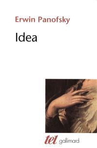 Idea : contribution à l'histoire du concept de l'ancienne théorie de l'art