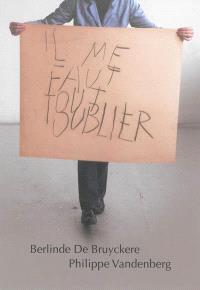 Il me faut tout oublier : Berlinde De Bruyckere, Philippe Vandenberg : exposition, Paris, La Maison rouge, du 14 février au 11 mai 2014