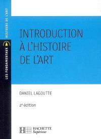 Introduction à l'histoire de l'art