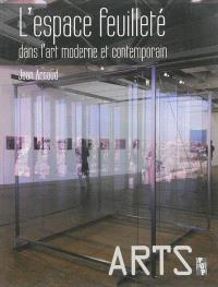 L'espace feuilleté dans l'art moderne et contemporain