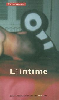 L'intime