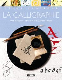 La calligraphie : outils et supports, principes de base, alphabets, projets