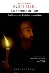 La doctrine de l'art : conférences sur les belles lettres et l'art