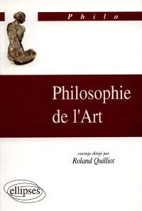 La philosophie de l'art