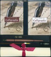 Le coffret de calligraphie
