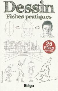 Le dessin en 25 fiches pratiques