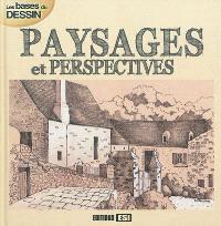 Les bases du dessin, Paysages et perspectives