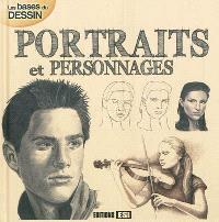 Les bases du dessin, Portraits et personnages