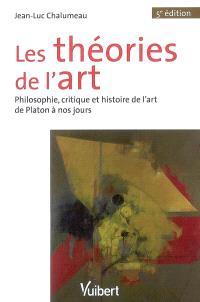 Les théories de l'art : philosophie, critique et histoire de l'art de Platon à nos jours