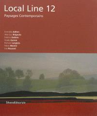 Local line 12 : paysages contemporains : exposition, Roanne, Musée de beaux-arts et d'archéologie Joseph Déchelette, du 12 septembre au 12 novembre 2012