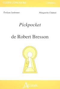 Pickpocket, de Robert Bresson