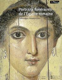 Portraits funéraires de l'Egypte romaine. Volume 2, Cartonnages, linceuls et bois