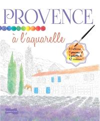 Provence à l'aquarelle