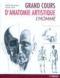 Grand cours d'anatomie artistique, L'homme