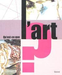 Qu'est-ce que l'art ?