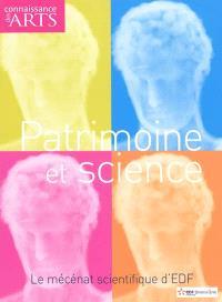Patrimoine et science : le mécénat scientifique d'EDF