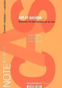 Art et société : renforcer les liens sociaux par les arts