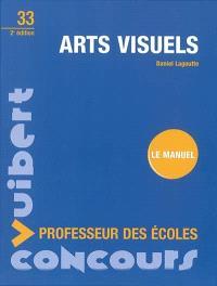 Arts visuels : le manuel