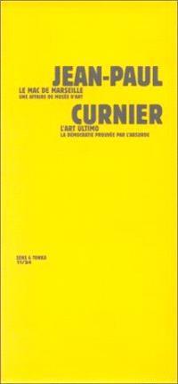 Coffret Jean Baudrillard, Jean-Paul Curnier